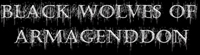 Black Wolves of Armaggedon